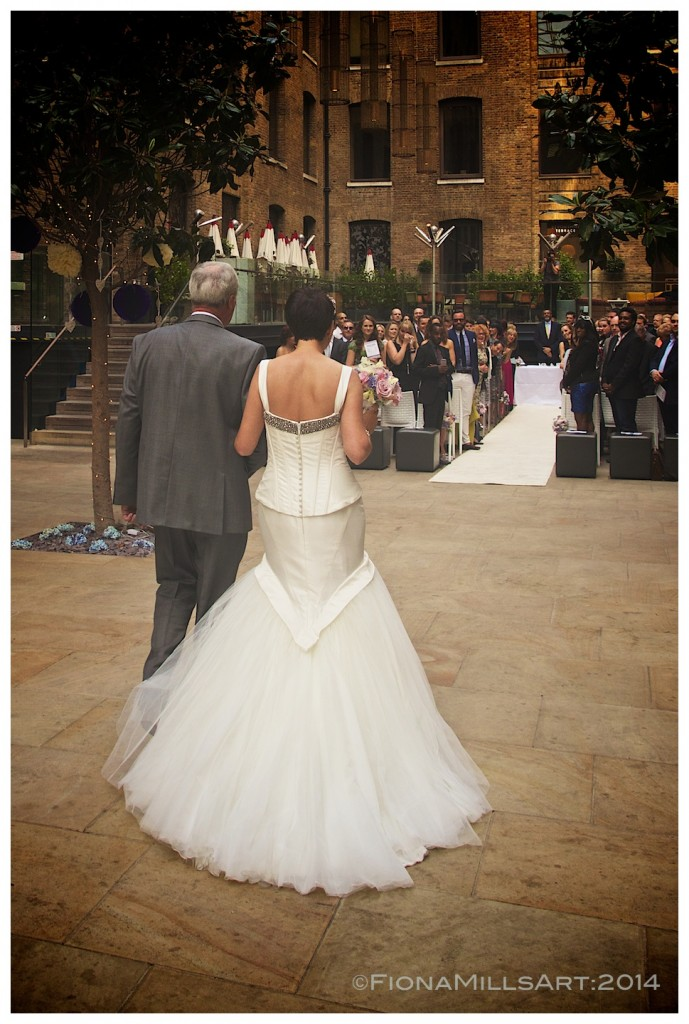 devonshire Terrace weddings, London, wedding photographer