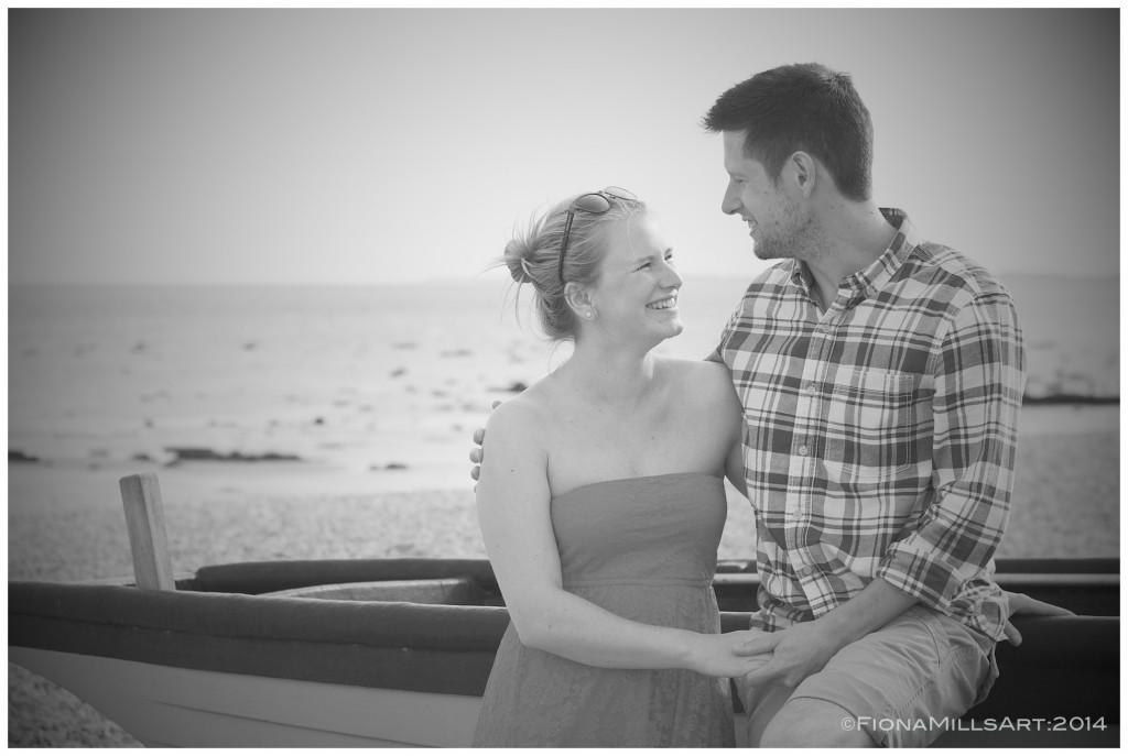 CJ & Jon @ Bognor Beach