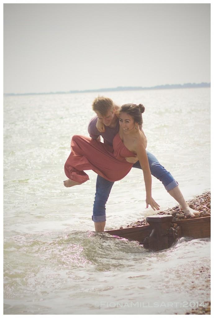 Liz & Jack