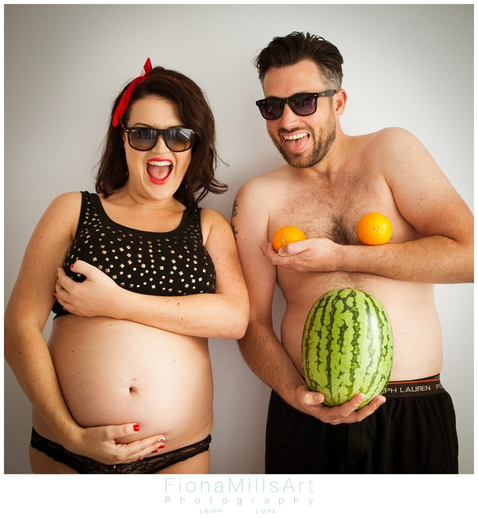 Best couple pregnancy photo Worthing photographer