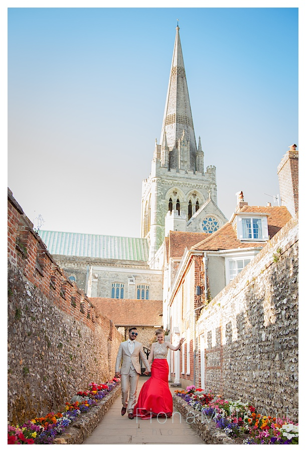 Chichester Cathedral Wedding Photography 509