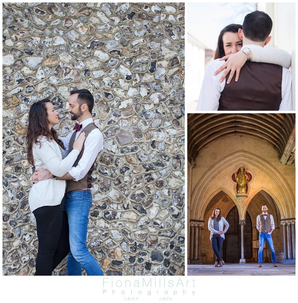 Engagement photographer west sussex