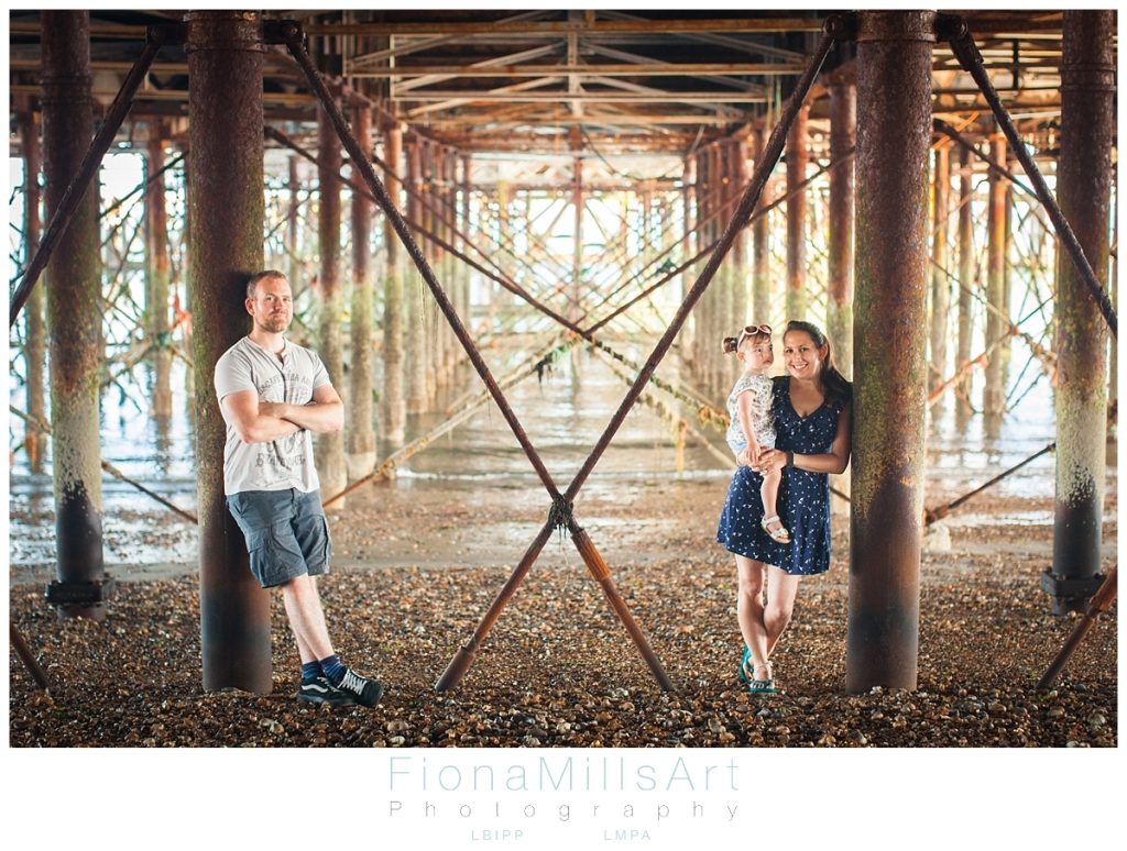 Southsea engagement shoot 1