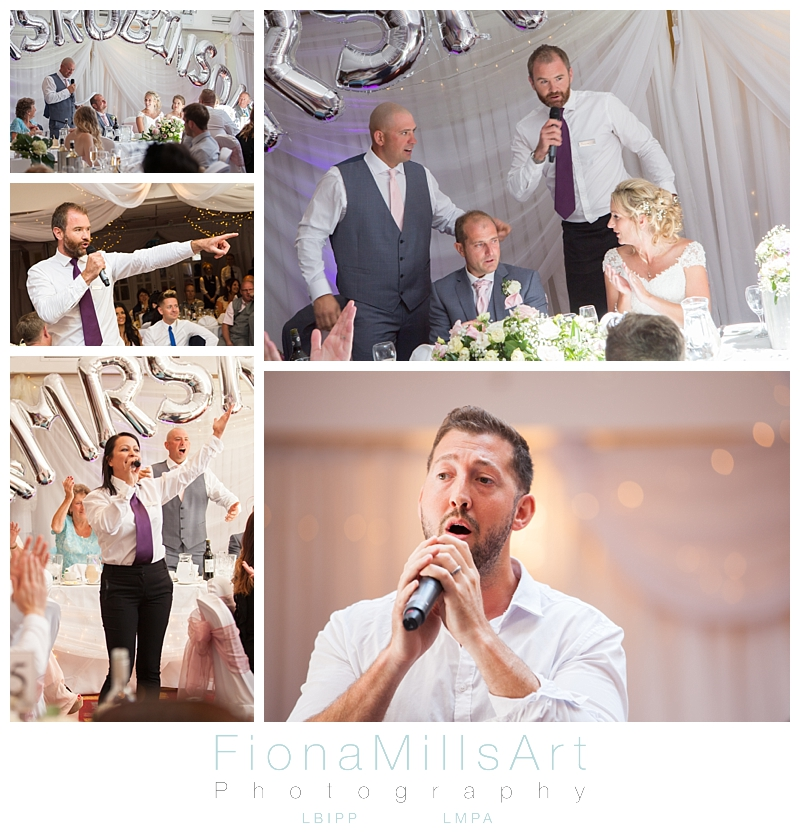 Hilton Hotel wedding photographer west sussex