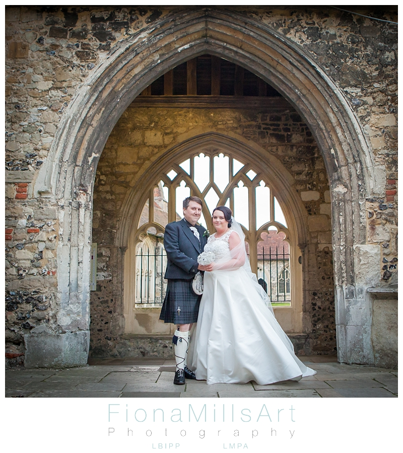 amazing Chichester cathedral wedding photographer