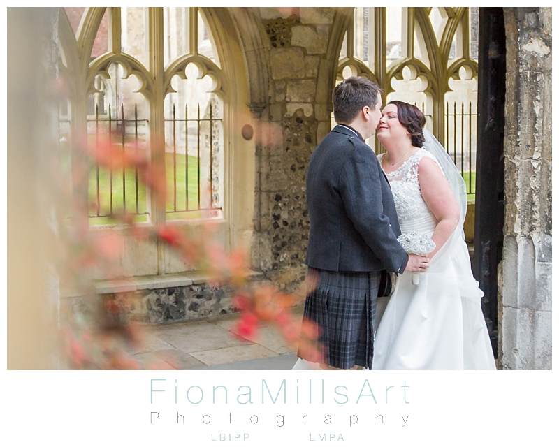 best Chichester cathedral wedding photographer