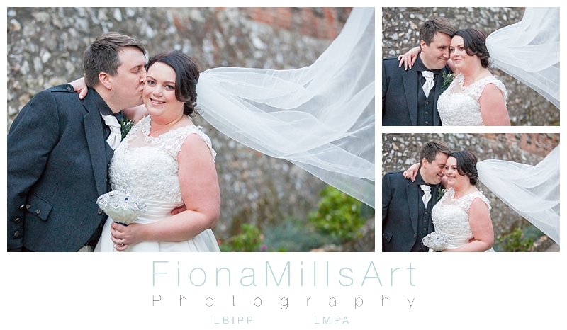 contemporary Chichester cathedral wedding photographer
