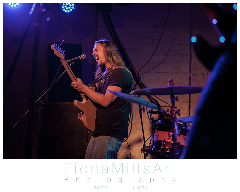 Music photographer Sussex