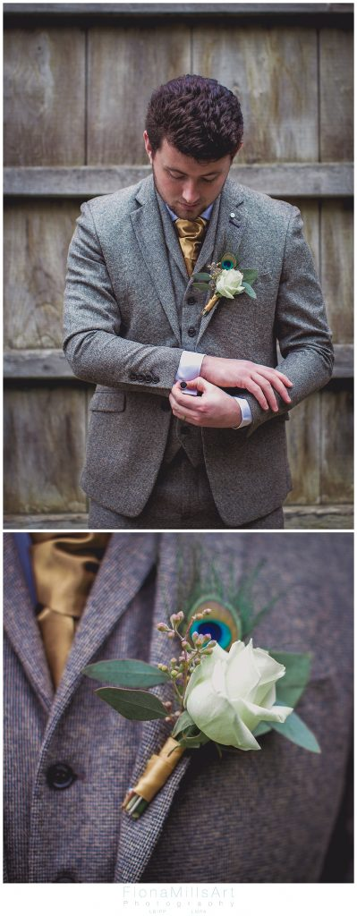 Weald & Downland Wedding