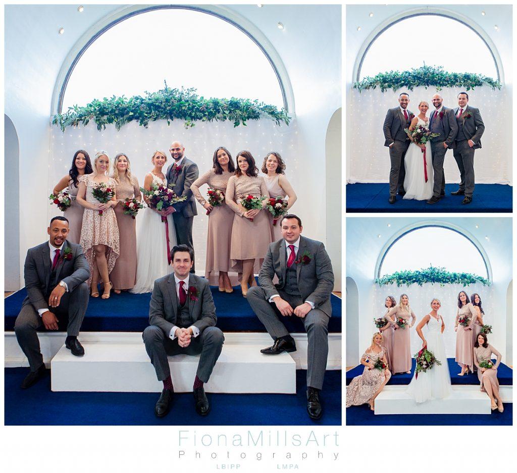 West Sussex Winter Wedding