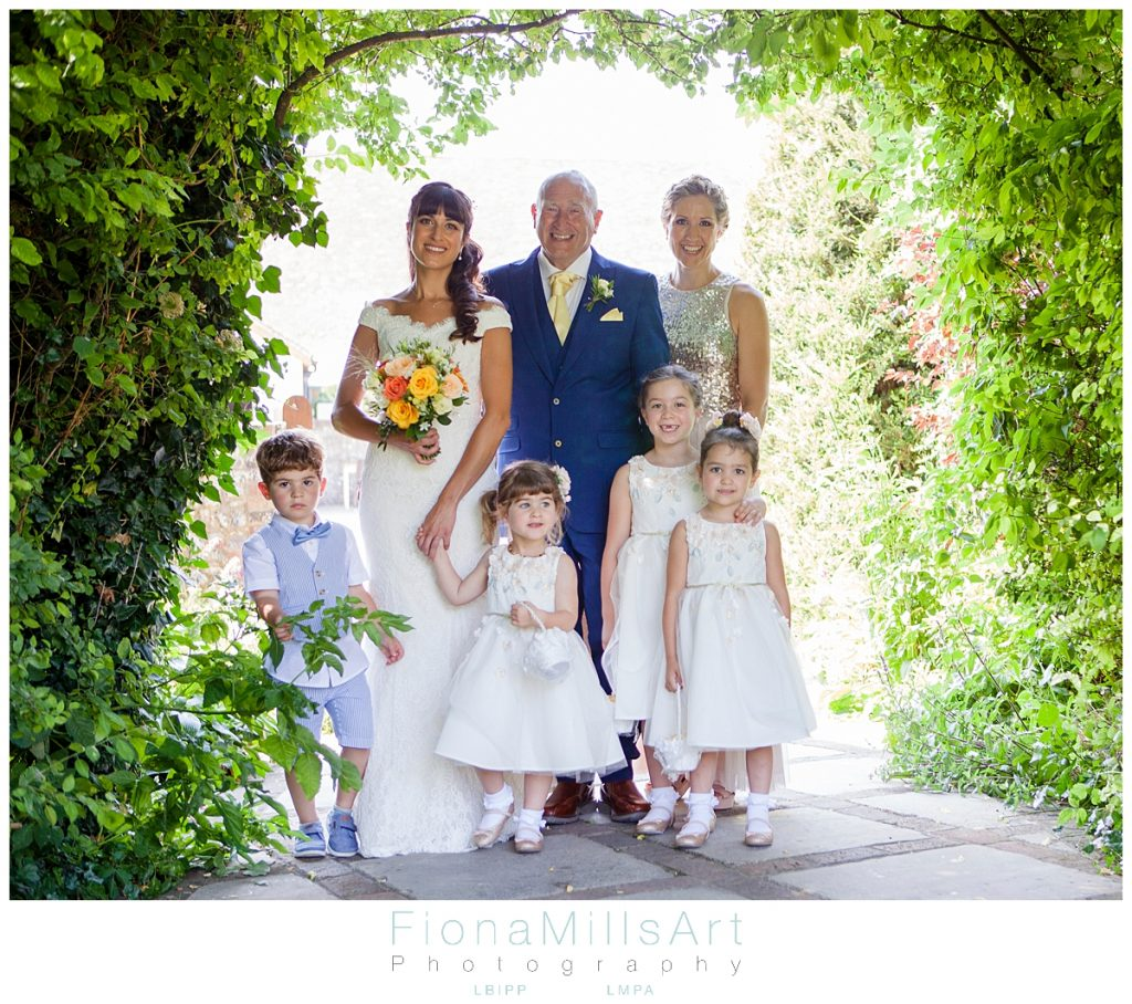 Pangdean Barn Wedding Photographer