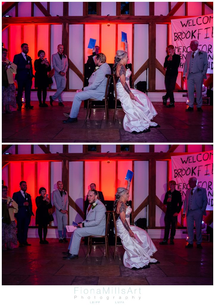 Brookfield Barn Wedding | Emma & Steve