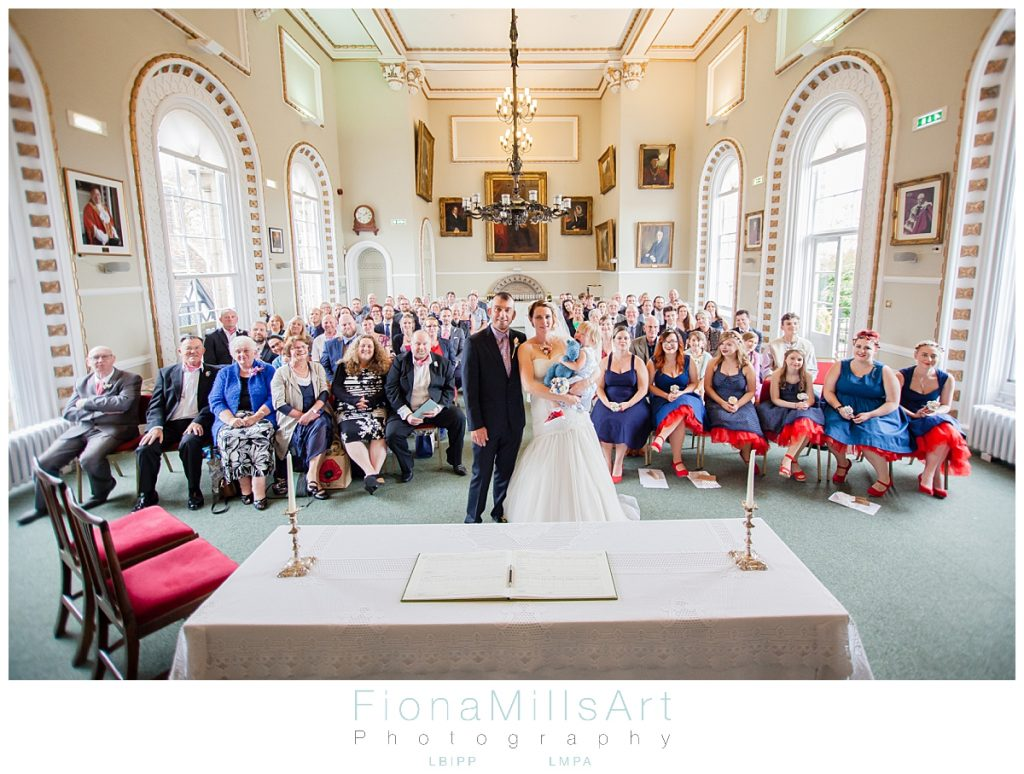 Weddings at Arundel Town Hall