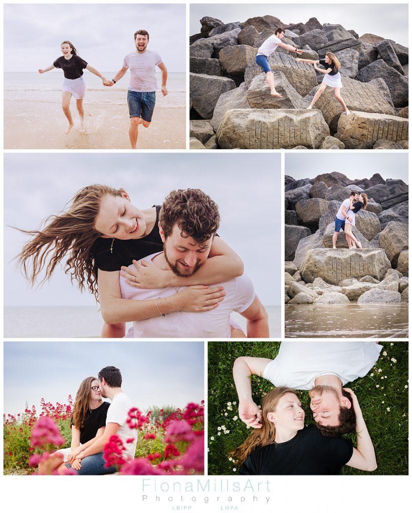 Engagement Shoot, Elmer, Bognor Regis